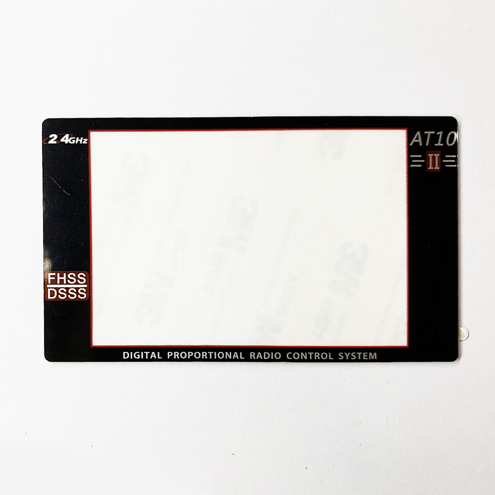 Radiolink LCD 3.5 Inch Outer Glass Of The Screen For AT10/AT10Ⅱ Transmitter Replacement
