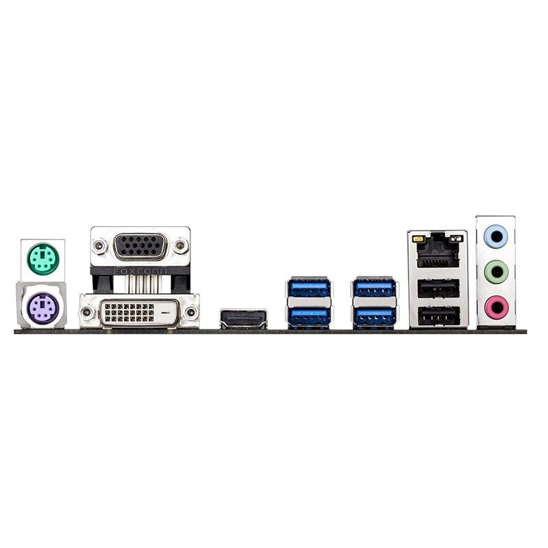 Original For ASUS Z97-K R2.0 Desktop motherboard MB Z97 LGA 1150 ATX DDR3 32GB PCI-E 3.0 USB3.0 SATA3.0 100% fully Tested 4