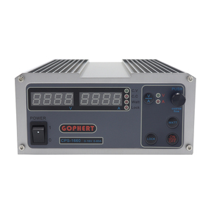 Image 5 - CPS 1660 PFC Compact Digital Adjustable DC Power Supply OVP/OCP/OTP Switching Laboratory Power Supply 0 16V 0 60A