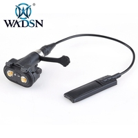 WADSN Tactical Flashlight Pressure Pads Remote Dual Switch Assembly For X Series X200/X300/X400 Hunting Weapon Lights WNE07015