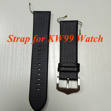 KW99 Smartwatch band original strap belt replacement wrist straps smart accessory watch band for kw99 hour saat fast free ship