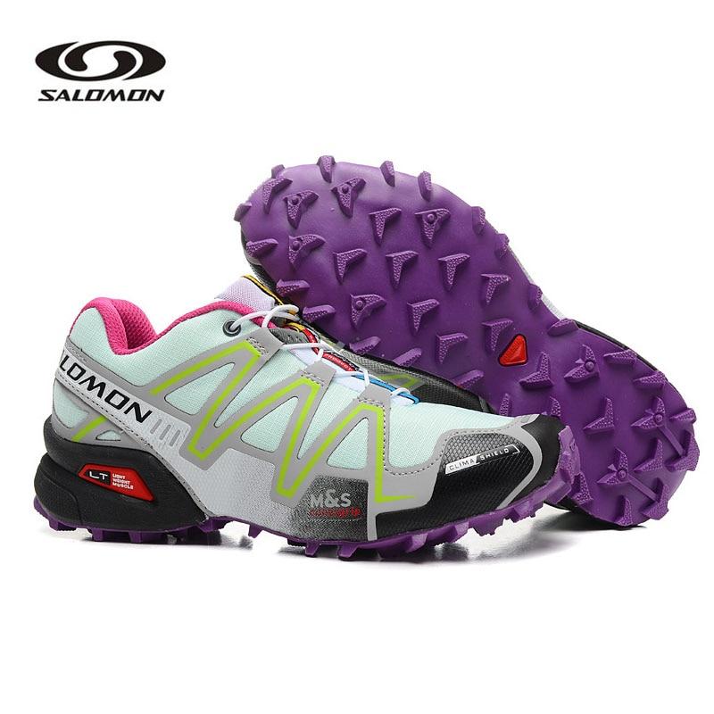 Salomon Cross Speed Cross 3 III CS Marathon Sneakers Zapatillas deportivas femmes chaussures d'escrime chaussures de sport de plein air