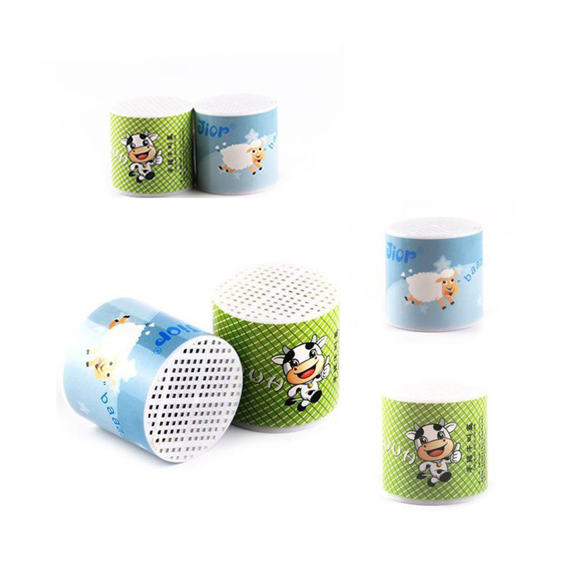 1pc Magic Funny Special Effects Upside Down Sound Box Toy Accessories Cylinder Music Box Cow Called Sheep Call Sound Tube Toy