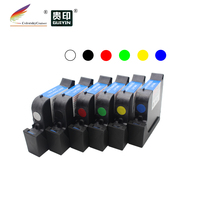 S254 Fast Dry Eco Solvent Ink Inkjet Cartridge Replacement for Handheld Portable Printer Gun Coder 600DPI Print Height 1 25.4mm