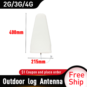 Image 5 - 13dBi 700 2700MHz Outdoor Log Periodic Antenna Signal Boosters 2G 3G 4G Antenna for Mobile Signal Repeater External 4G Antenna