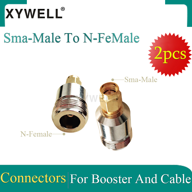 N Female To SMA Female/N Female To SMA-Male/F Male To N Female/N Female To N Female RF Coaxial Cable Adapter For Signal Booster