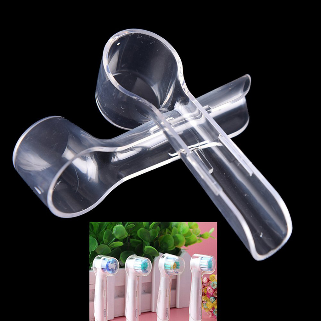 4 PCS /Set Hot Sale Portable Travel Electric Toothbrush Head Protective Cover Case Cap Tooth Brush Heads Home Camping