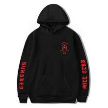 Cem moinho clube hoody casais moletom moda casual tops hoodies quente de alta qualidade cem moinho clube masculino/feminino com capuz cheio
