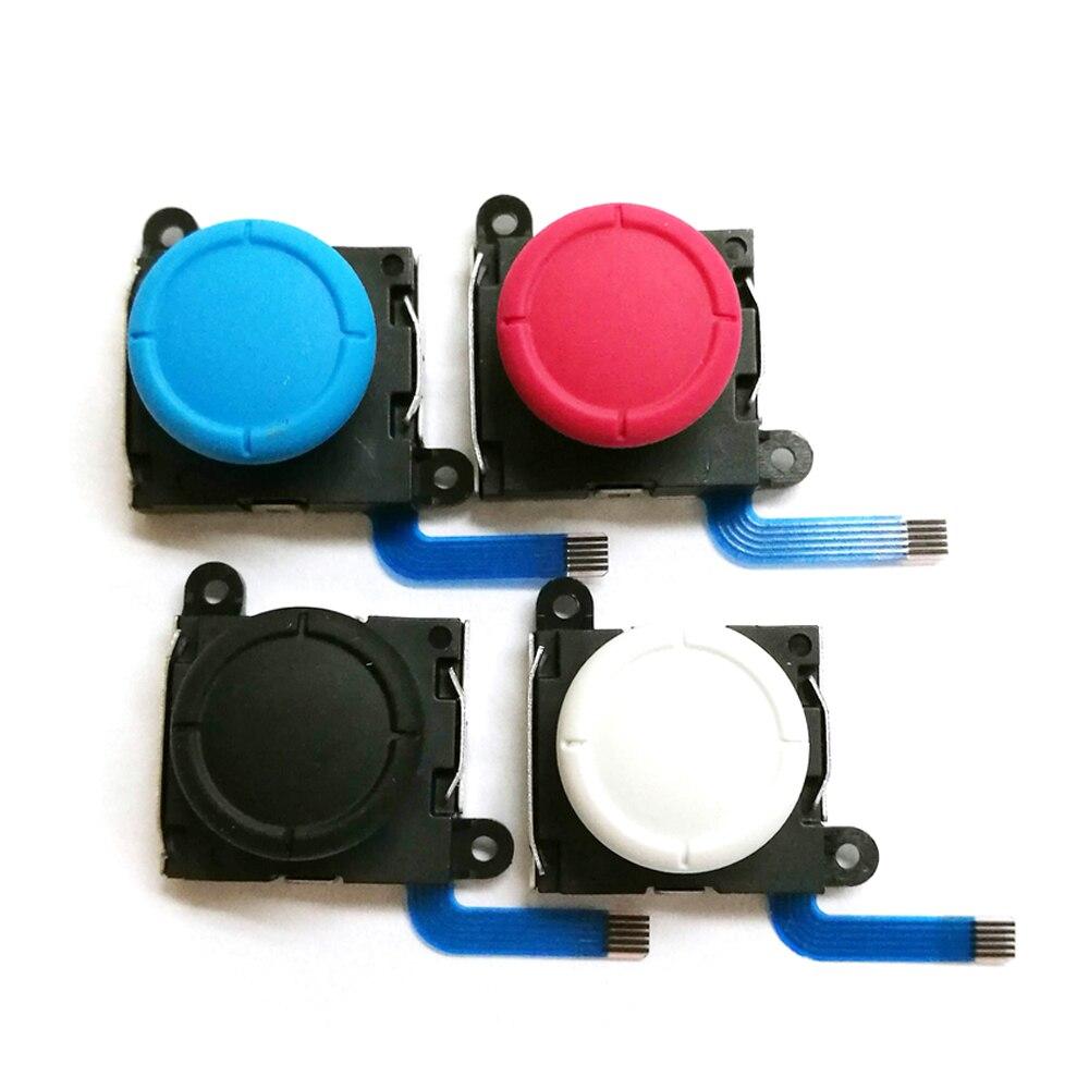 20 pçs 3d analógico joystick varas substituição