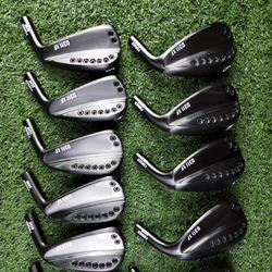 Golf clubs 113 XF GEN2 irons black golf forged iron 3-G a set of 9 pieces R / S send headcover free shipping