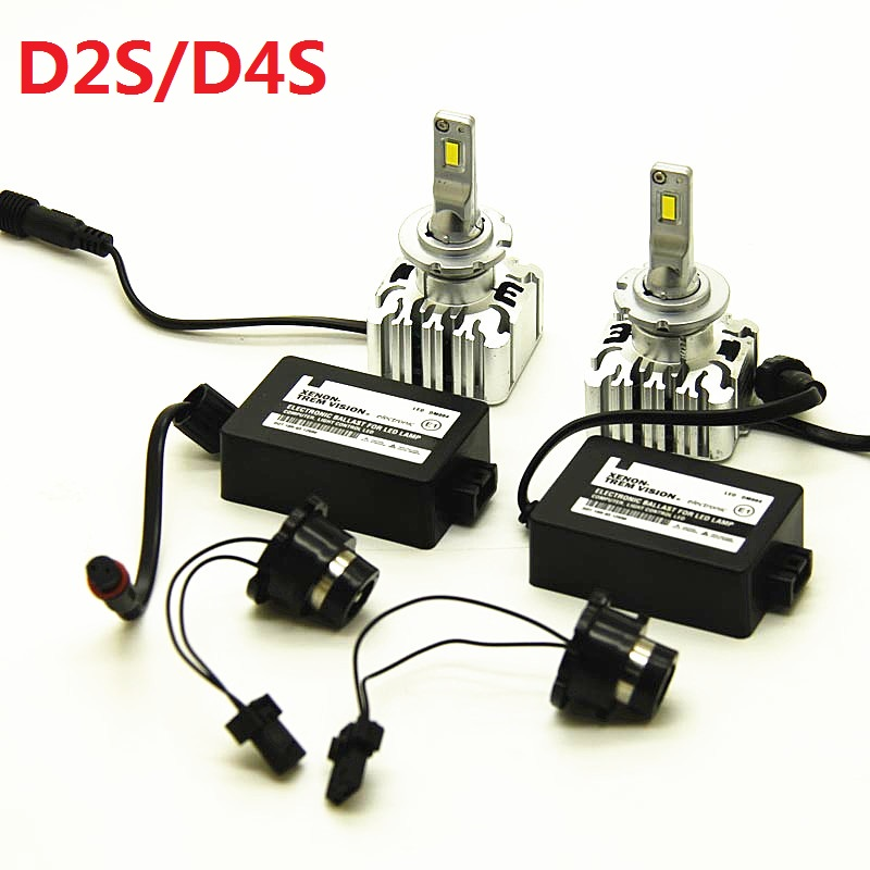 BMW HID Xenon D1S Replacement Bulbs Lights Headlights 100/% OEM Plug and Play