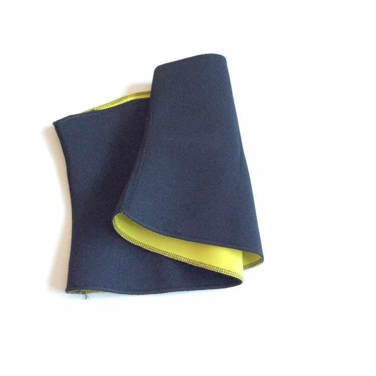 2019 nowy marka kobiety gorący neoprenowy urządzenie do modelowania sylwetki jednolity kolor, na jesień zima ciepły treningowy do wyszczuplania talii trymer gorset wąski pasek Plus rozmiar