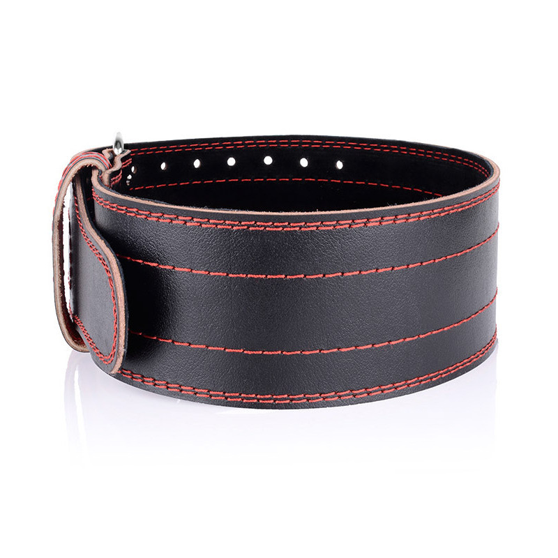 Double Breasted Cowhide Sports Waist Support Weightlifting Belt Fitness Training Deadlift Squat Powerlifting Men And Women Healt