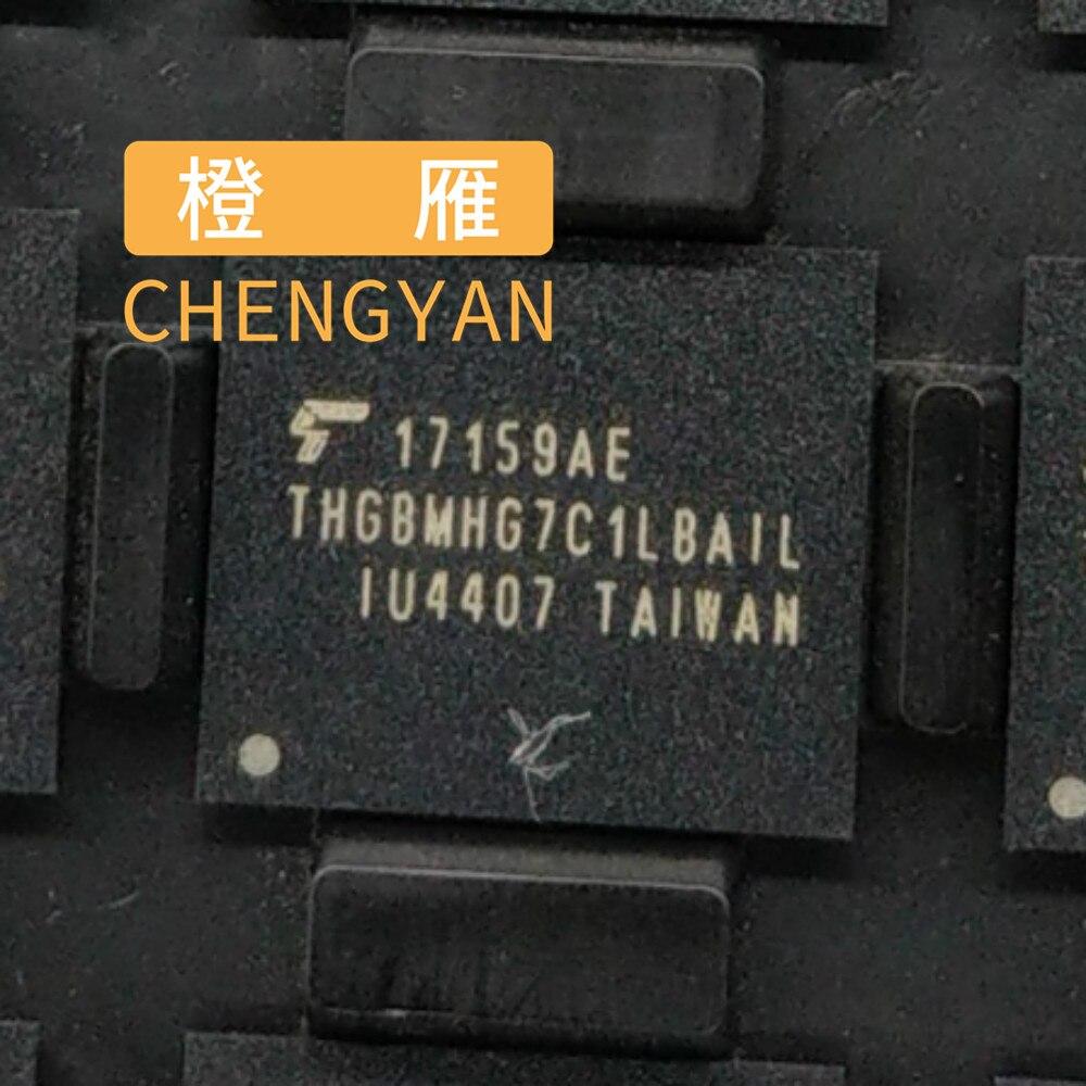 CHENGYAN THGBMHG7C1LBAIL THGBMHG7C2LBAIL 16G THGBMHG8C2LBAIL THGBMHG8C4LBAIR 32G THGBMHG9C4LBAIR BGA153 EMMC 5 1 64G test well