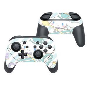Image 3 - Autocollant de peau de décalcomanie de chien de laurier de cannelle pour des autocollants de peaux de commutateur de Nintendo