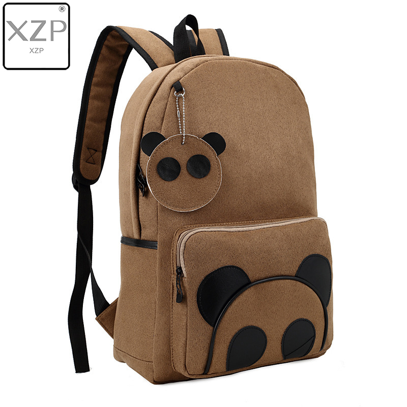 XZP Panda Knapsack Bag Model Pandas Backpack Decoration Collection Schoolbag Gift Toys For Boys Man Woman Child