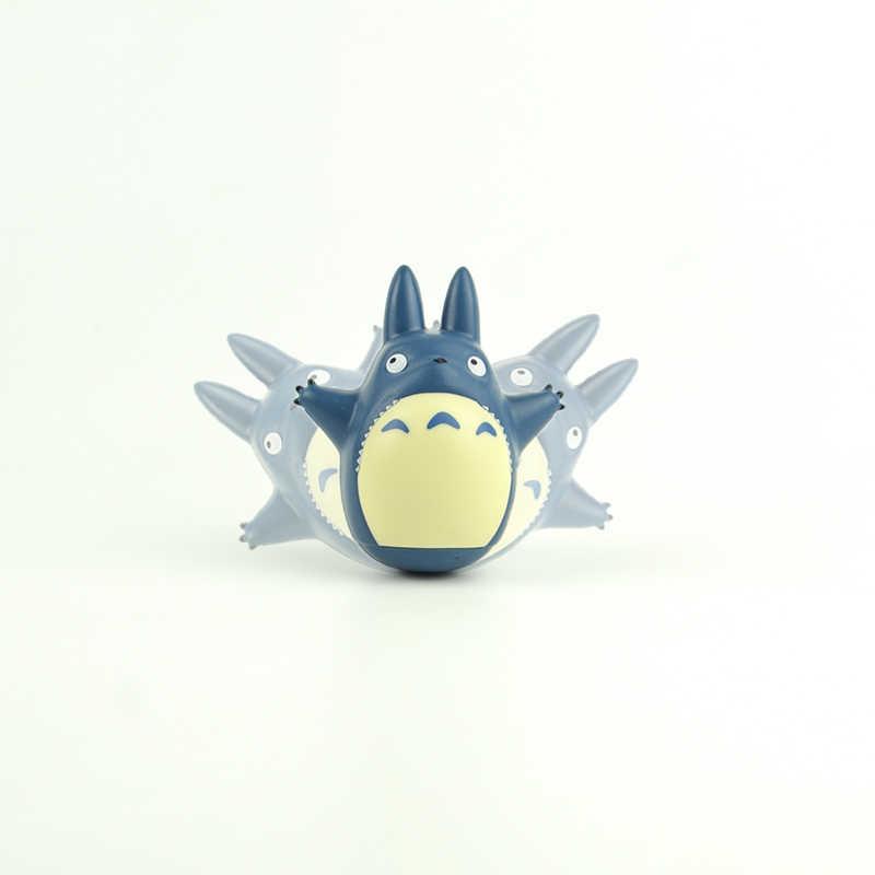 Japan Capsule Toys Spirited Away Anime Cartoon Cute Kawaii Totoro No Face Man Rat Tumbler Lind Box Gashapon Figures Desktop Toy Action Toy Figures Aliexpress