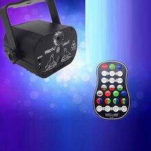 Вечеринка свет сцена лазер свет мини вспышка строб свет DJ дискотека свет USB аккумулятор