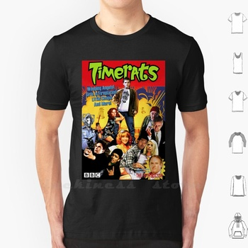 Timerats T Shirt Men Women Teenage Cotton S - 6Xl Mallrats Kevin Smith Who David Tennant Catherine Tate Elisabeth Sladen Billie image