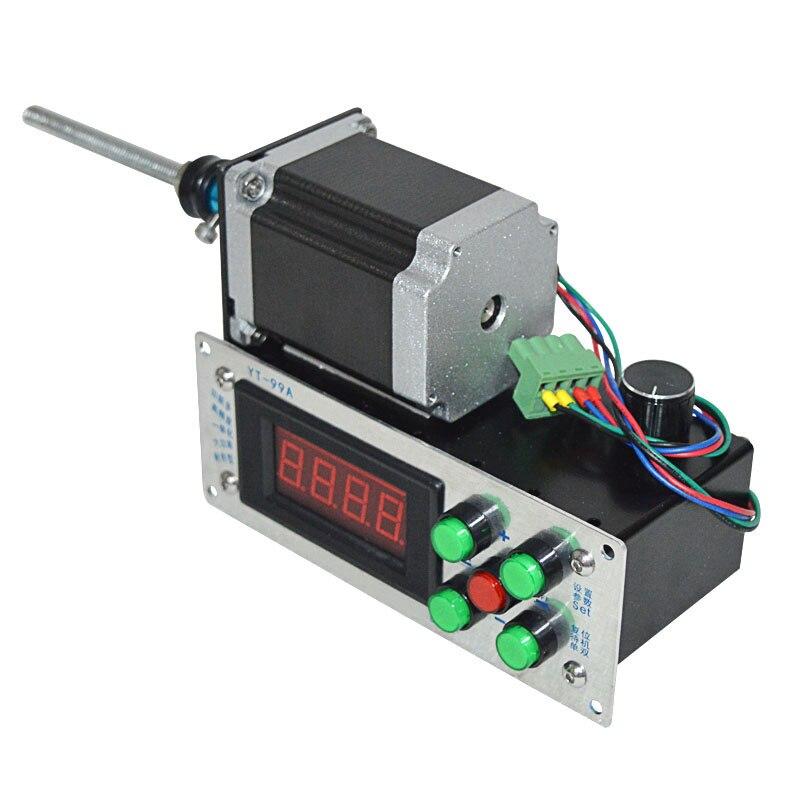 YT-99A точность цифровое управление низкая переменная скорость катушки обмотки машины намотки 2-Directions1pc