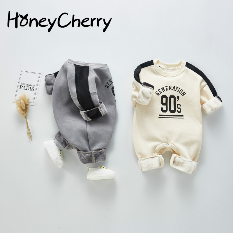 Bodysuits Clothes Onesies Jumpsuits Outfits Black HappyLifea Union Strong Logo Baby Pajamas