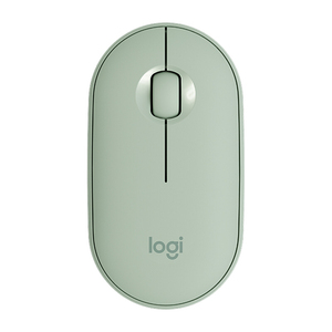 Image 5 - Mouse Wireless Logitech (m350 1000DPI 100g Mouse Bluetooth silenzioso blu verde rosa ottico di alta precisione per lhome Office