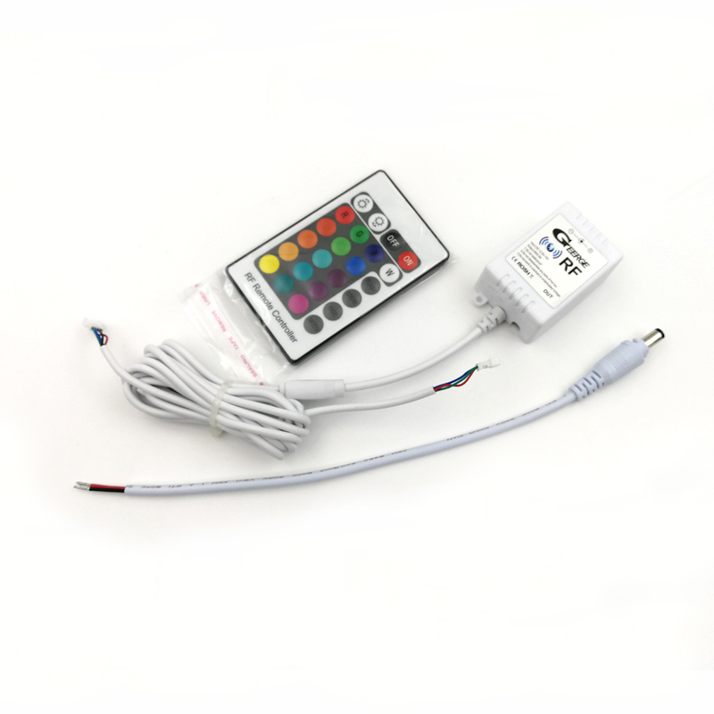 For Geerge RGB Led Angel Eyes Excellent Bluetooth RF Controller Remote And Mobile APP Control