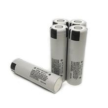 цена на Wholesale New Original Battery For Panasonic 18650 NCR18650BD 3.7V 3200mAh 10A discharge Li-Ion Batteries For e-cigarettes