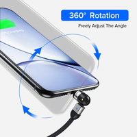 180+360 Rotate Magnetic Phone Cable
