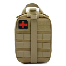 New Outdoor EDC Molle Tactical Pouch Bag Emergency First Aid Kit Bag Travel Hiking Camping Climbing Medical Kits Bags brand new outdoor edc molle tactical pouch bag emergency first aid kit bag travel camping hiking climbing medical kits bags