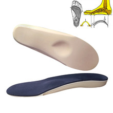 Eva Orthopedic Insoles For Shoes Men Women Flat Feet Arch Support Corrector Inlegzolen Medical Massage Shoe Insole Inserts Sole недорого