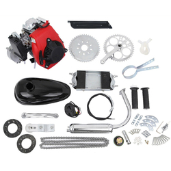Samger 49cc 4 Takt Fiets Motor Kit Voor Diy Elektrische Fiets Atv Pocket Bike Gas Benzine Complete Motor Motor Para bicicleta