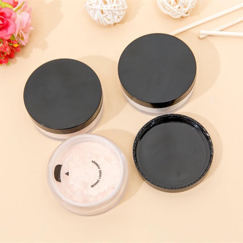 New Brand Makeup Powder 3 Colors Loose Powder Face Makeup Waterproof Loose Powder Skin Finish Powder