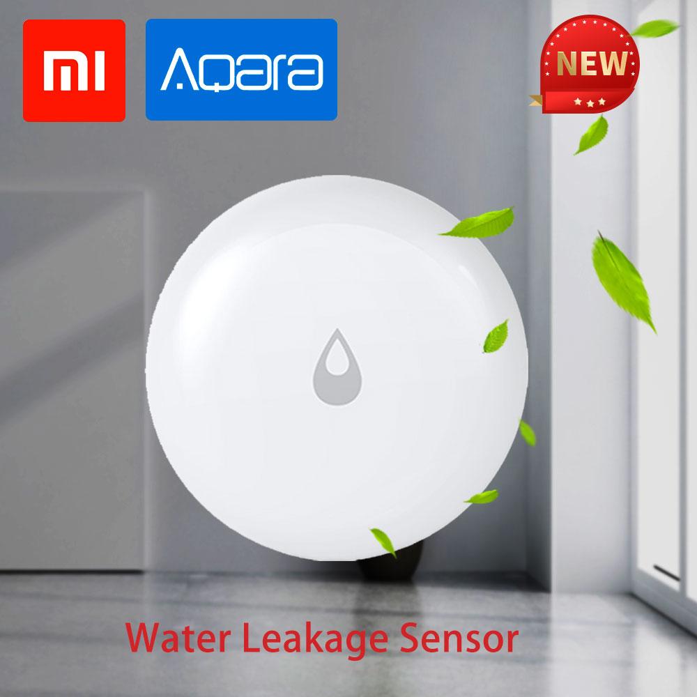 Xiaomi Aqara Water Leakage Sensor Flood Alarm Detector Zigbee Wireless Water Leak Security Detection for Smart Home Control