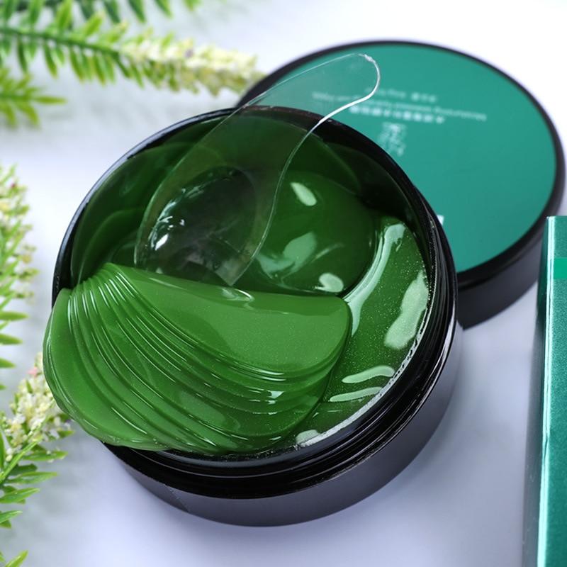 Deep Sea Algae Replenishment Essence Eye Patch Moisturizing and Moisturizing To Improve Dark Circles and Fine Lines-3