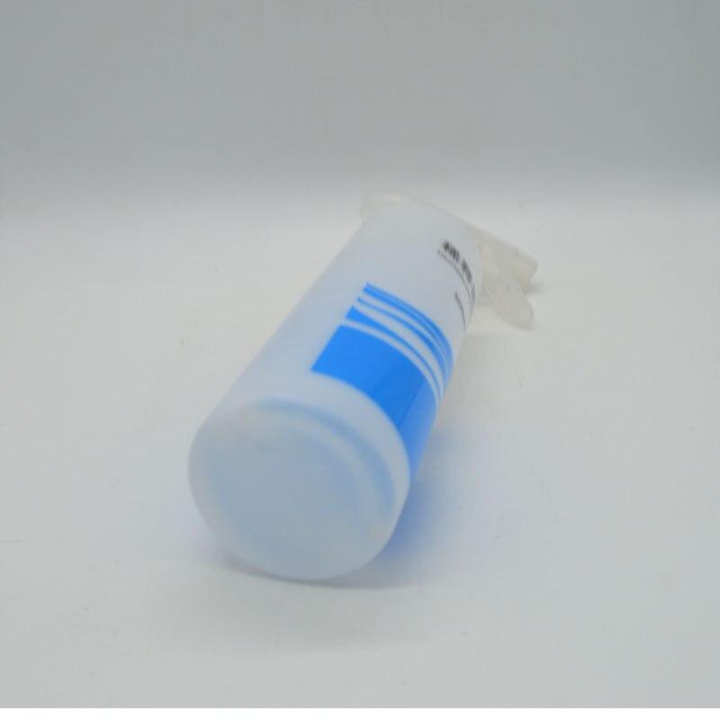 Полив банка с воском jiao hua hu пластиковый материал 500 мл
