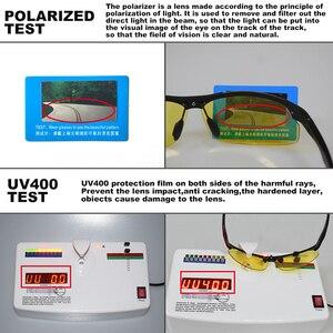 Image 5 - CoolPandas alüminyum fotokromik polarize güneş gözlüğü erkekler sürüş gözlükleri kadınlar günü gece sürücü gözlük Oculos De Sol Masculino