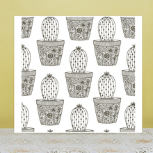AZSG Green plant Clear Stamps For DIY Scrapbooking/Card Making/Album Decorative Rubber Stamp Crafts