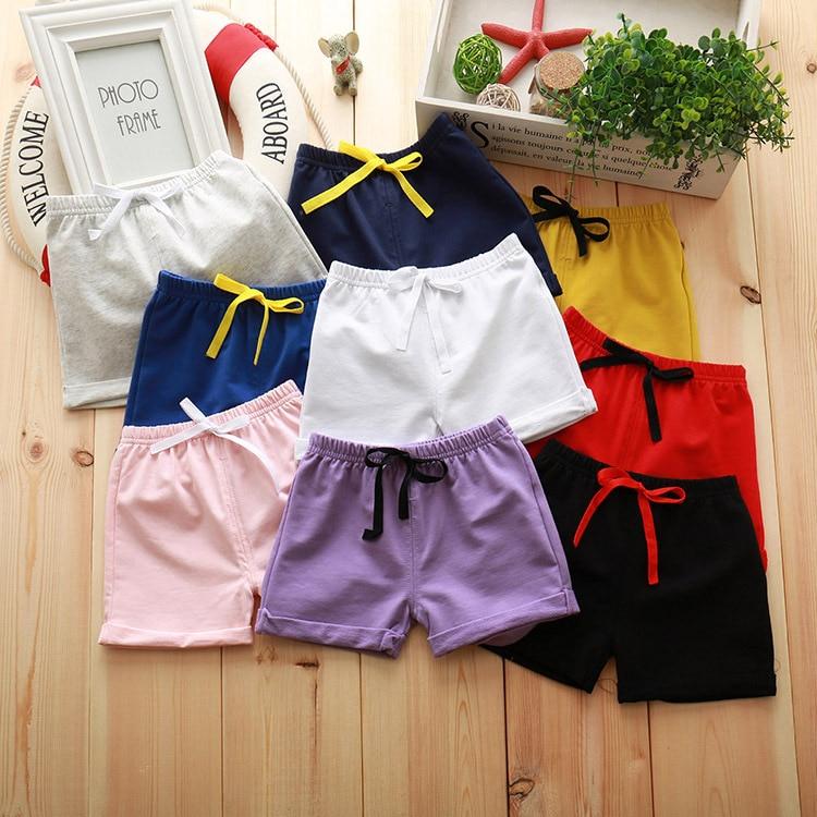 Girl Boy Children Clothing Baby Summer Clothes Short Pant Pants Boys Girls Kids Toddler Children's Child's Sports Shorts For