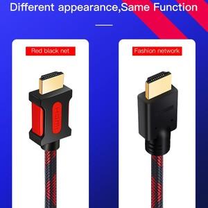 Image 5 - Shuliancable HDMI כבל 2.0 HDMI כדי HDMI 4K 1080P 3D 1m 2m 3m 5m 10m 15m 20m עבור HDTV מחשב נייד מקרן XBOX PS3/4 מחשב כבל