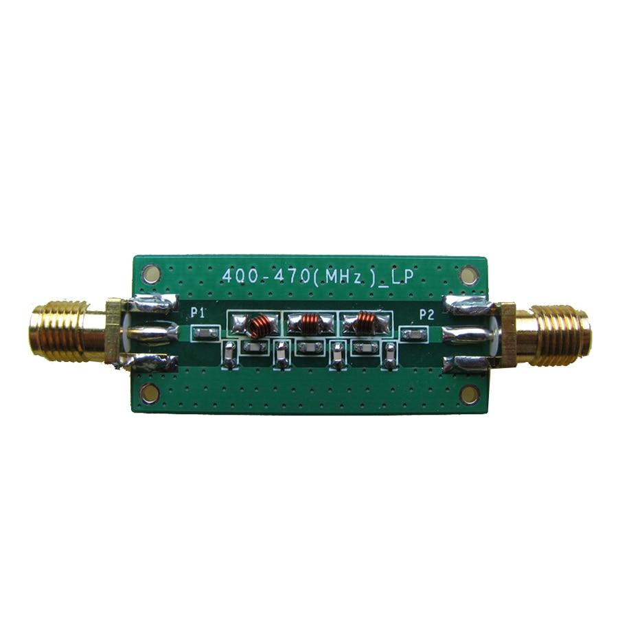 433MHZ -5~0dBm Low Pass Filter LPF 2.4GHZ~2.6GHZ