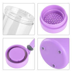 Image 3 - Portable Blender 400ML 6Blade USB Mixer Electric Juicer Machine Smoothie blender Mini Food Processor Personal  Juice Blender Cup