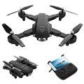 L103 dobrável quadcopter rc zangão com câmera 4 k wifi fpv posicionamento de fluxo óptico inteligente siga gesto foto rc brinquedos dron a809