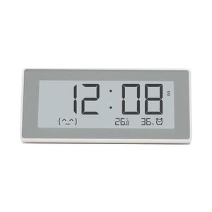 Image 5 - Xiaomi MiaoMiaoCe E קישור דיו LCD מסך דיגיטלי שעון מד לחות דיוק גבוה מדחום טמפרטורת לחות חיישן