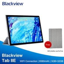 Tablette d'origine Blackview 8E 10.1 pouces WIFI 3GB RAM 32GB ROM 13MP caméra arrière 6580mAh batterie Octa Core Android 10