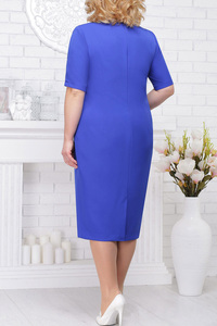 Image 5 - Mother Of The Bride Dresses With Jacket Plus Size Wedding Party Gown Scoop Neck Half Sleeve robe mere de la mariee 2019