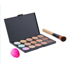 New 15 Color Contour Face Makeup Concealer Palette Corrector