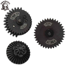 SINAIRSOFT 16:1 High Speed Gear Set For Ver.2 / 3 AEG Airsoft Gearbox Shooting Target Hunting Paintball Toy BB Gun Accessories