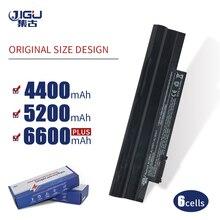 JIGU סוללה עבור Acer Aspire One 522 722 AO522 AOD255 AOD257 AOD260 D255 D257 D260 D270 שמח, כרום AC700 AL10B31