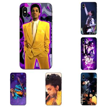Prince Rogers Nelson For Huawei Mate 9 10 20 P8 P9 P10 P20 P30 Lite Mini Play Pro P smart Plus Z 2017 2019 Quote Case Slim image